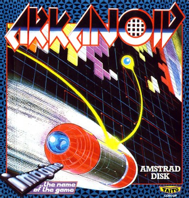 Arkanoid boxcover 0