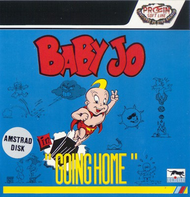 Baby Jo - Going Home boxcover 0