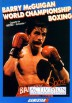 Barry McGuigan World Championship Boxing box cover