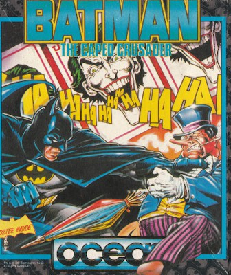 Batman: The Caped Crusader boxcover 0