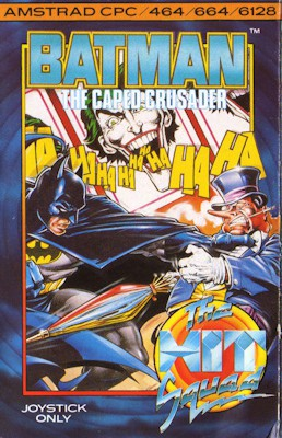 Batman: The Caped Crusader boxcover 1