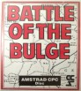 Battle Of The Bulge box cover