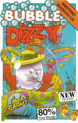 Bubble Dizzy boxcover 0