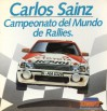 Carlos Sainz box cover