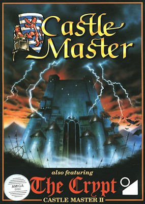 Castle Master II: The Crypt boxcover 0