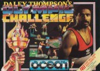 Daley Thompson's Olympic Challenge box cover