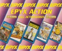 Epyx Action box cover