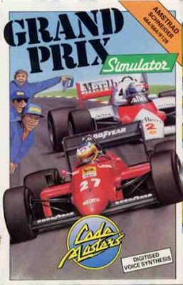 Grand Prix Simulator boxcover 0