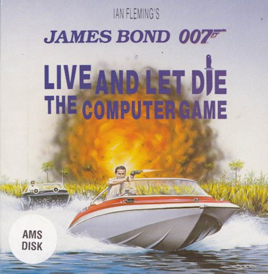 Live and Let Die boxcover 0