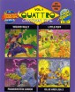 Quattro Vol 01 - Cartoon Time box cover