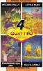 Quattro Vol 01 - Cartoon Time boxcover