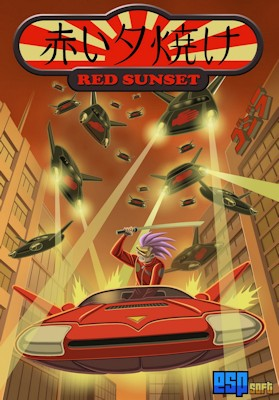 Red Sunset boxcover 0