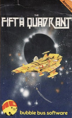 The Fifth Quadrant boxcover 0