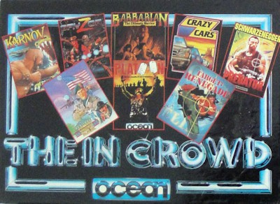 The In Crowd boxcover 0