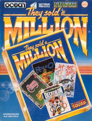 They sold a Million boxcover 0