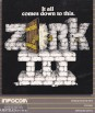 Zork III: The Dungeon Master box cover